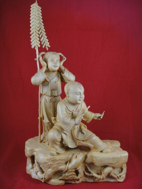 极品木雕   艺术瑰宝    35 - h_x_y_123456 - 何晓昱的艺术博客
